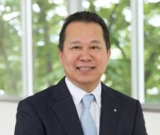 画像:CEOの写真